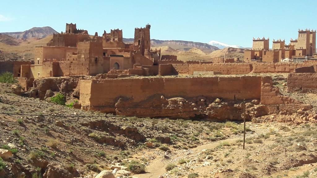 העיר במדבר