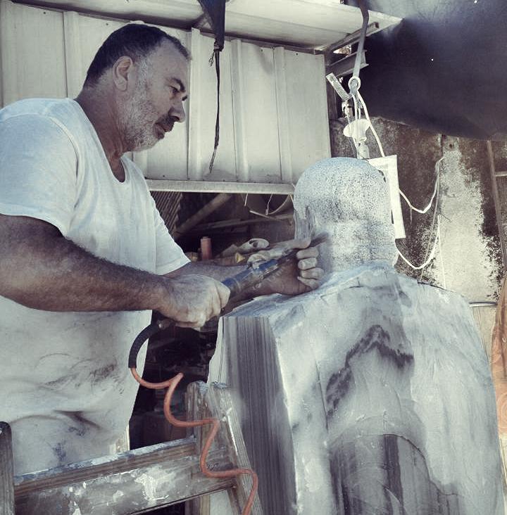 מפסל ויוצר- משה שילה